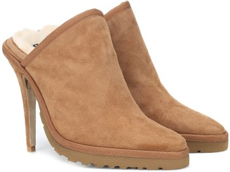 Y/Project x UGG mules