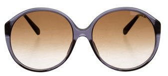 Marc Jacobs Marc Jacobs Round Oversize Sunglasses