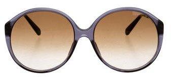 Marc JacobsMarc Jacobs Round Oversize Sunglasses