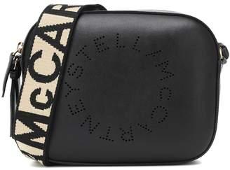 Stella McCartney Logo Mini Camera crossbody bag