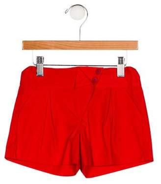 Cacharel Girls' Pleated Shorts w/ Tags