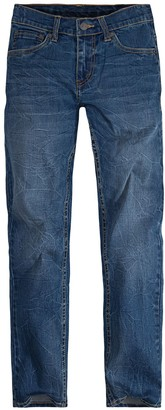 Levi's Levis Boys 8-20 502 Regular Taper Jeans