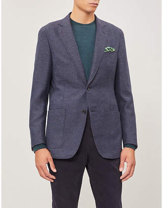 Richard James Tailored-fit wool jacket