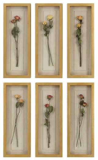 Rosalie Set of 6 Shadowboxes
