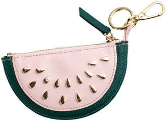 H&M Small pouch with a keyring - Pink