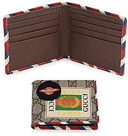 Gucci Men's GG Courier Bifold Wallet
