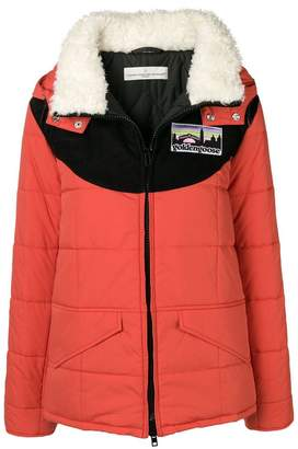 Golden Goose hooded padded jacket