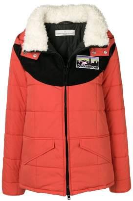 Golden Goose hooded padded jacket