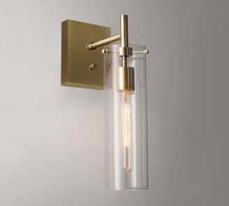 Pottery Barn Maiden Sconce