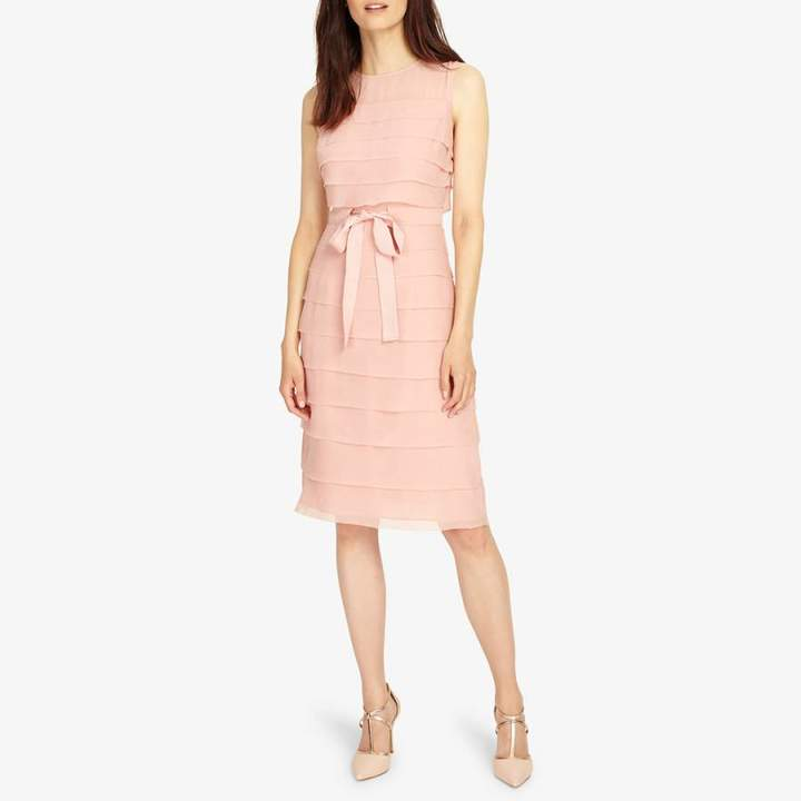 Pink Gaselle Layer Dress