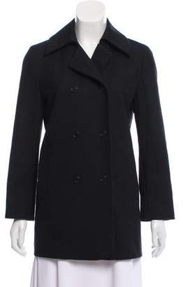 Narciso Rodriguez Lightweight Wool Coat