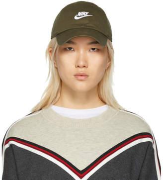 Nike Green Heritage 86 Futura Cap