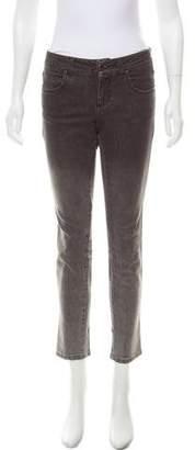 Stella McCartney Mid-Rise Skinny Jeans