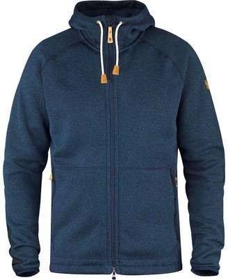Fjallraven Ovik Fleece Hooded Jacket - Men's