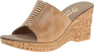 Onex O-NEX Women's Billie Wedge Sandal