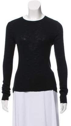 360 Sweater Crew Neck Long Sleeve Sweater