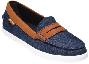 Women's Cole Haan 'Pinch' Penny Loafer $90 thestylecure.com