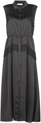 PAOLO CASALINI 3/4 length dresses - Item 34987628NA