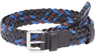 Prada braided belt
