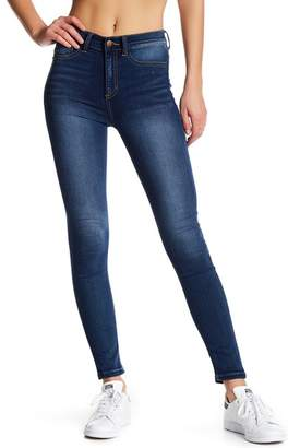 SP Black High Rise Skinny Jeans