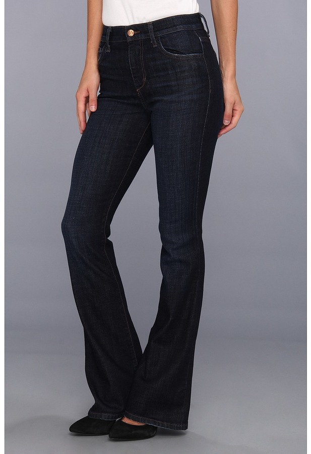 Joe's Jeans High Rise Skinny Flare in Dixie (Dixie) - Apparel