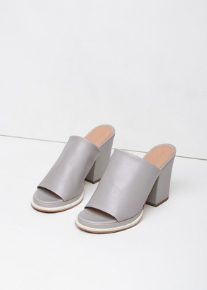 Robert Clergerie Astro Mule $695 thestylecure.com
