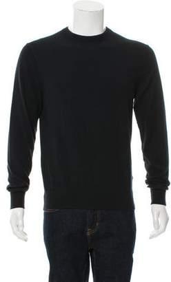 Paul Smith Raw Seam Crewneck Sweater