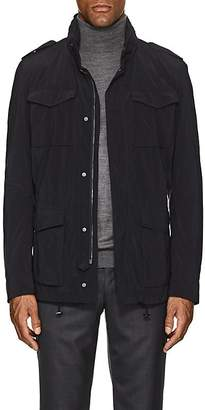 Herno MEN'S TECH-POPLIN FIELD JACKET