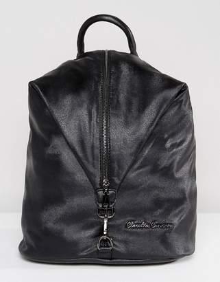 Claudia Canova Zip Down Backpack