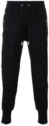 Blood Brother zip pocket track pants
