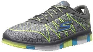Skechers Performance Women's Go Flex Ability Lace-Up Walking Shoe $34.99 thestylecure.com