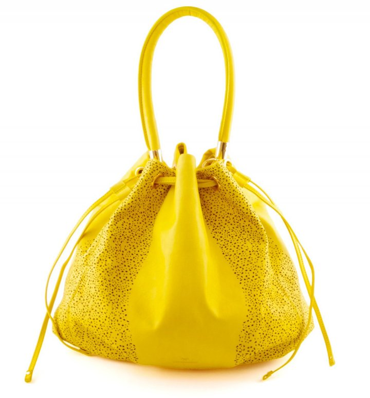Artessorio Bag - Aurelia Bucket - Yellow