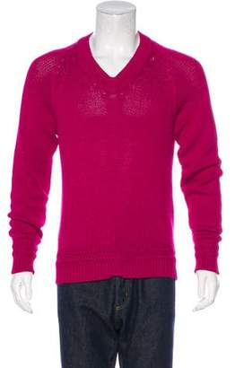 Tom Ford V-Neck Long Sleeve Sweater