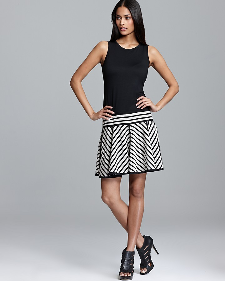 DKNY Sleeveless System Dress