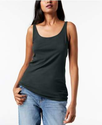 Eileen Fisher Silk Jersey Tank Top, Regular & Petite