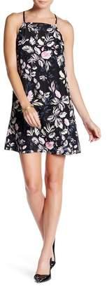 Olive + Oak Olive & Oak Floral Sleeveless Dress