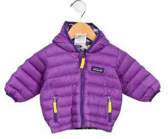 Patagonia Girls' Reversible Puffer Jacket