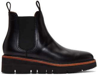 Rag & Bone Black Taryn Chelsea Boots