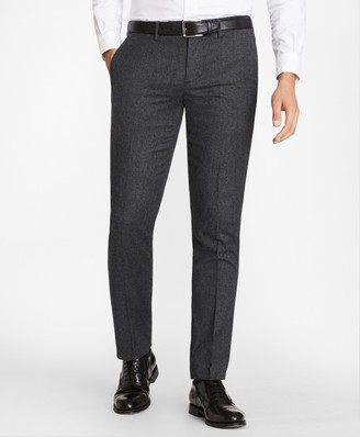 Brooks Brothers Soho Fit Washable Wool Pants