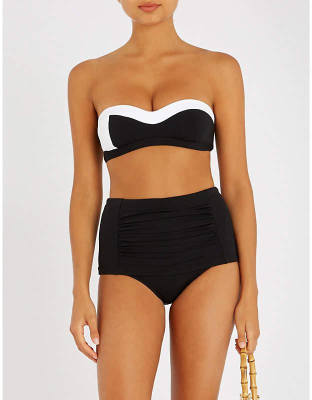 Classique bandeau bikini top