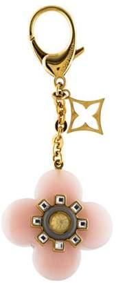 Louis Vuitton Fleur dEtoile Keychain Champagne Fleur dEtoile Keychain