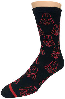 Star Wars 1 Pair Crew Socks-Mens