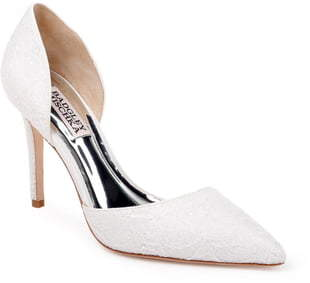 Badgley Mischka Collection Lola d'Orsay Pump