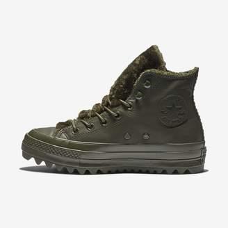 Converse Chuck Taylor All Star Street Warmer Ripple High Top Womens Shoe