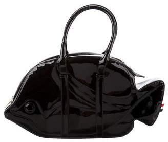 Thom Browne Trigger Reef Fish Bag