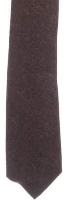 Brunello Cucinelli Wool & Cashmere Tie