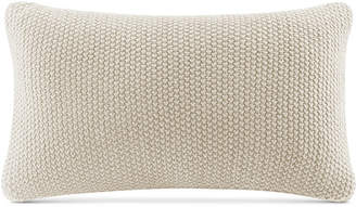"""Ink+ivy Ink+Ivy Bree Chunky-Knit 12"""" x 20"""" Oblong Pillow Cover"""