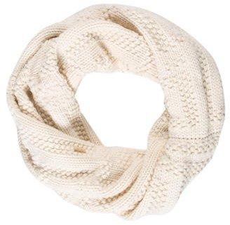 Tory BurchTory Burch Merino Wool Purl Knit Scarf