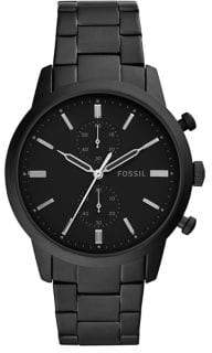 Fossil Townsman Stainless Steel Chronograph Bracelet Watch