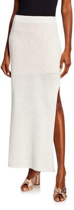 Dodo Bar Or Maggie Side-Slit Maxi Skirt